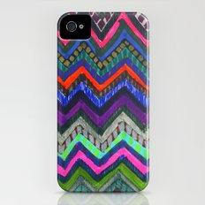 PATTERN {Chevron 001} iPhone (4, 4s) Slim Case