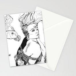 Kinbaku Shibari Stationery Cards