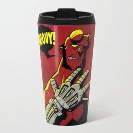 Groovy! Travel Mug