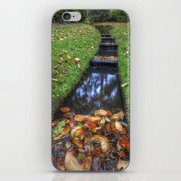 Autumn Waters iPhone Skin