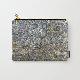 Smoke Tree Abstract Carry-All Pouch