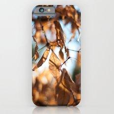 Still Hanging On iPhone 6s Slim Case