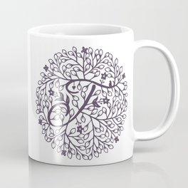 J - monogrammed initial J print Coffee Mug