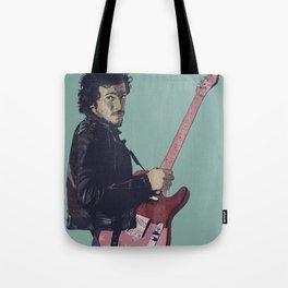 The Boss Bruce Tote Bag