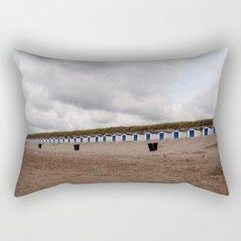 on the beach (Texel) Rectangular Pillow