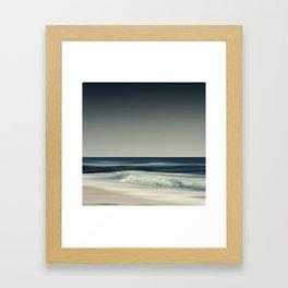 Cristal Surf Framed Art Print