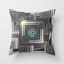 eyes on Throw Pillow