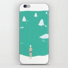 freeze iPhone & iPod Skin