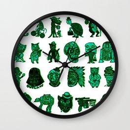 Fun Times Wall Clock