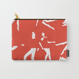 Funky couples dancing Carry-All Pouch