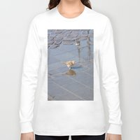 jack sparrow Long Sleeve T-shirts featuring sparrow... jack? by death above