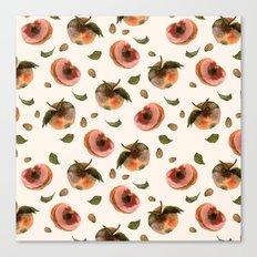 moldy peaches Canvas Print