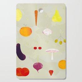 Fruit Medley Cutting Board