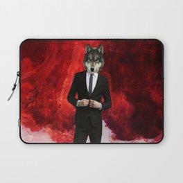 WOLF of WALLSTREET Laptop Sleeve
