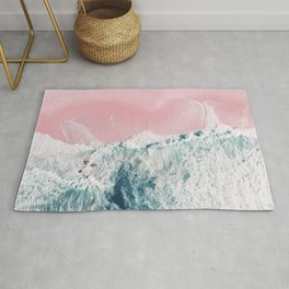 sea of love II Rug