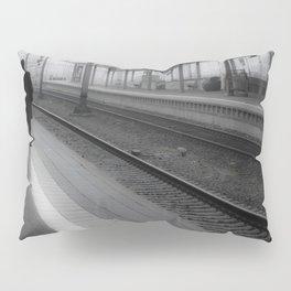 Mannheim Train Station Pillow Sham