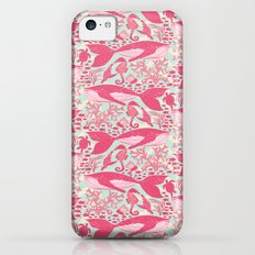Whales - Under the Surface Slim Case iPhone 5c