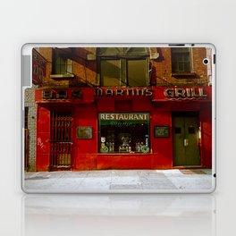 Martin's Grill NYC Laptop & iPad Skin