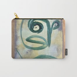 Insecurities - Self Portrait Carry-All Pouch