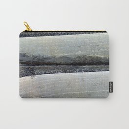 obliterated waveform Carry-All Pouch
