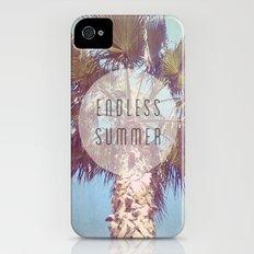 Endless Summer iPhone (4, 4s) Slim Case