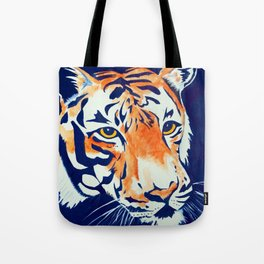 Auburn (Tiger) Tote Bag