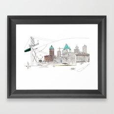 'CANADA' PART 2 OF 10* Framed Art Print