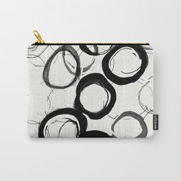 Abstract Line No. 22 Carry-All Pouch
