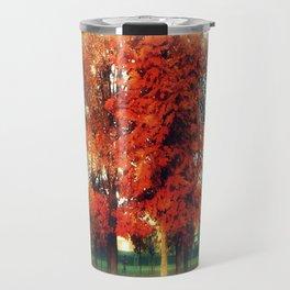 Fall Romance Travel Mug