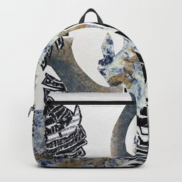 Nautical Nature Backpack