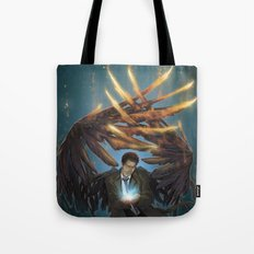 CASTIEL the mythical Tote Bag