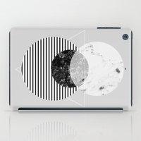 minimalism iPad Cases featuring Minimalism 9 by Mareike Böhmer