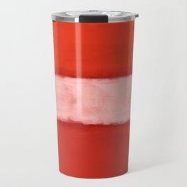 Rothko Inspired #14 Travel Mug