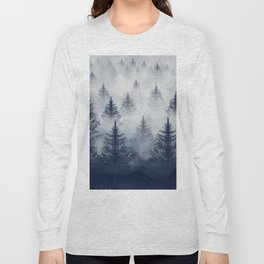 Foggy Forest 2 Long Sleeve T-shirt