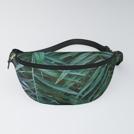 Night tropics Fanny Pack