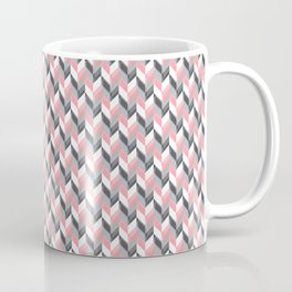 Double Chevron Coffee Mug