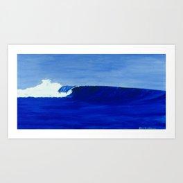 Pasta Point Art Print