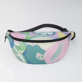 Trippy sangria Fanny Pack