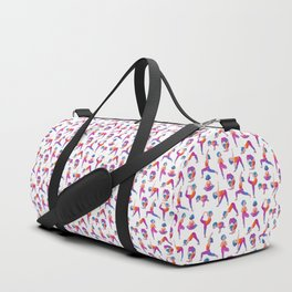 Yoga Girl Duffle Bag