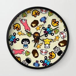 Bape x Baby Milo x Ice Cream Wall Clock