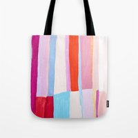 library Tote Bags featuring Library II by Emily Rickard