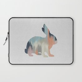 Pastel Rabbit Laptop Sleeve