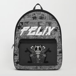 Anatomy of Felix Backpack