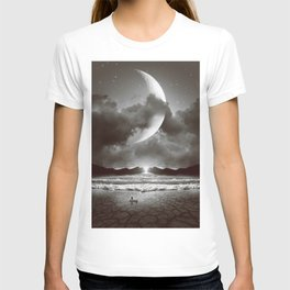 The Currents Will Shift T-shirt