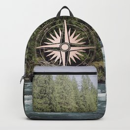 Rose Gold River Adventure Backpack