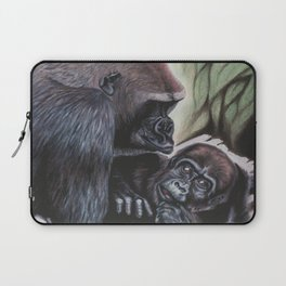 Sekani and Adelina Laptop Sleeve