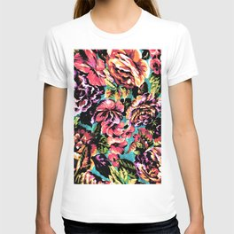 Psychedelic Flowerz T-shirt
