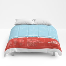 America aviation Comforters