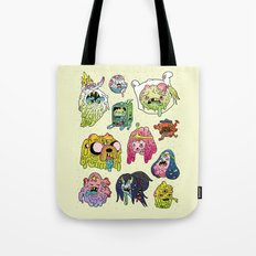 After the Great Mushroom War Tote Bag