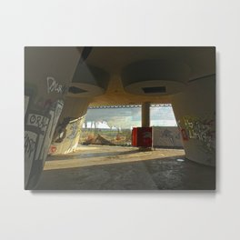 Lost Places, Expo 781_B Metal Print